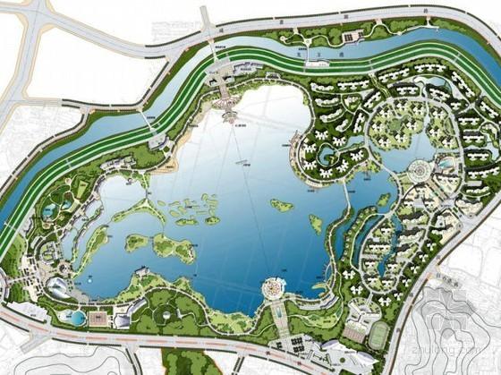 [长沙]公园规划设计方案