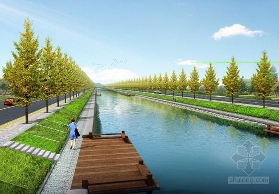 [山西]河道治理工程可行性研究报告(含投资估算63页)