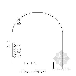 [陕西]水电站厂房坝段及导流施工组织设计