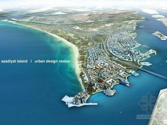 国外沿海岛屿城市设计方案