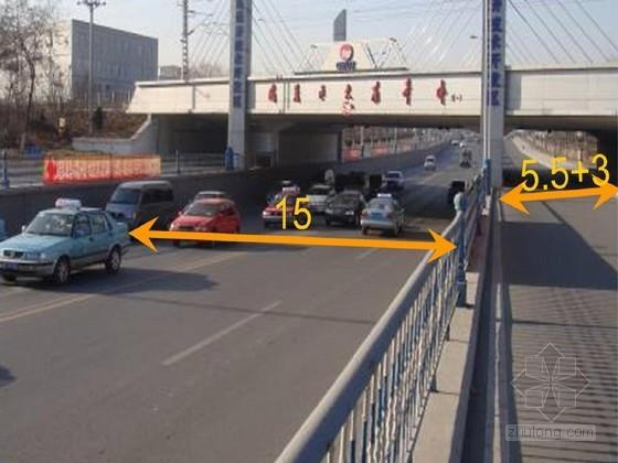 [PPT]市政道路设计方案汇报