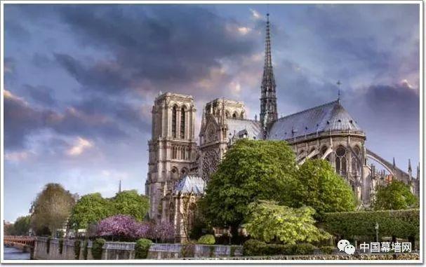 [资讯]从巴黎圣母院火灾,看古建筑防火的重要性