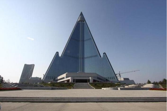 30年还没建好,传朝鲜世界第一烂尾楼明年竣工