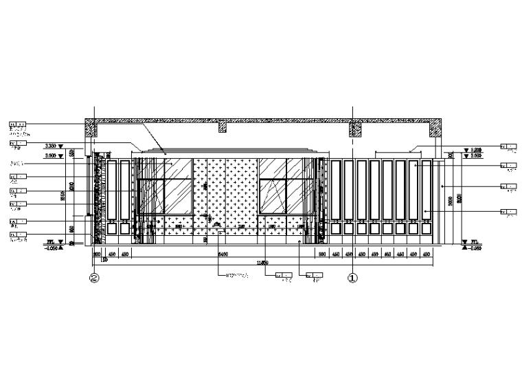 [施工图][天津]某尺寸大酒店v尺寸CAD施工图导图怎么犀牛高端cad图片