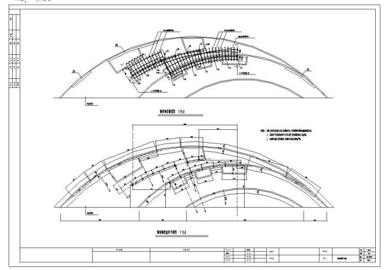 福建晋江河口湿地江滨公园园林施工图设计