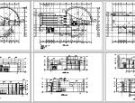 多层娱乐中心娱乐建筑设计方案(CAD)