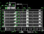 6层版式底商住宅楼建筑设计