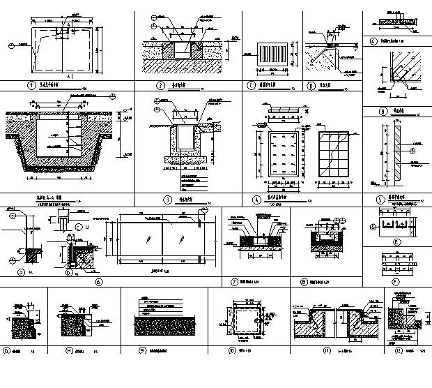 [广东]殡仪馆改扩建项目v项目图纸cad怎么做图纸景观图片