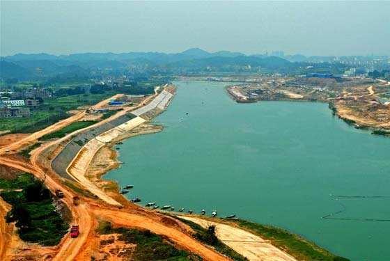 国内首个全面应用BIM技术的综合性水利枢纽工程升级为千吨级航道