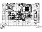 上海大型商业综合体暖通设计施工图(地下室、除湿热泵)