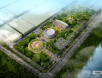 [山东]绿色智能化示范基地景观规划方案