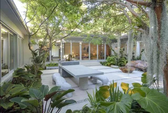 赶紧收藏!21个最美现代风格庭院设计案例_103