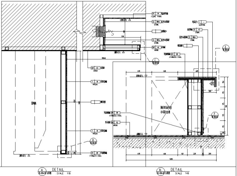 【海南】CCD-三亚国际酒店设计施工图(附效果图)_1