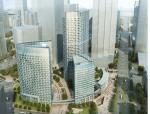 苏州晋合广场酒店建筑设计方案文本