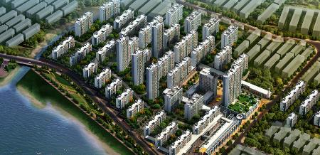 上海某小区住宅楼电气安装施工组织设计