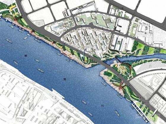 [上海]滨海生态公园景观概念规划设计方案