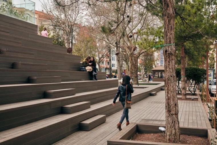 土耳其Hamamyolu城市走廊景观-5