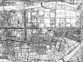 绍兴县某镇污水管道图纸
