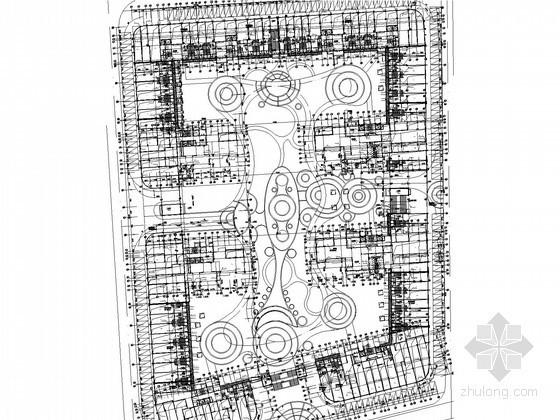 [湖南]高层住宅小区给排水消防施工图
