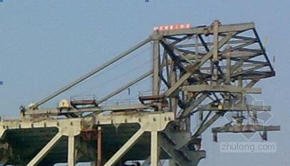 公铁两用桥斜拉桥钢桁梁整节段安装施工工法(国家级工法奖)