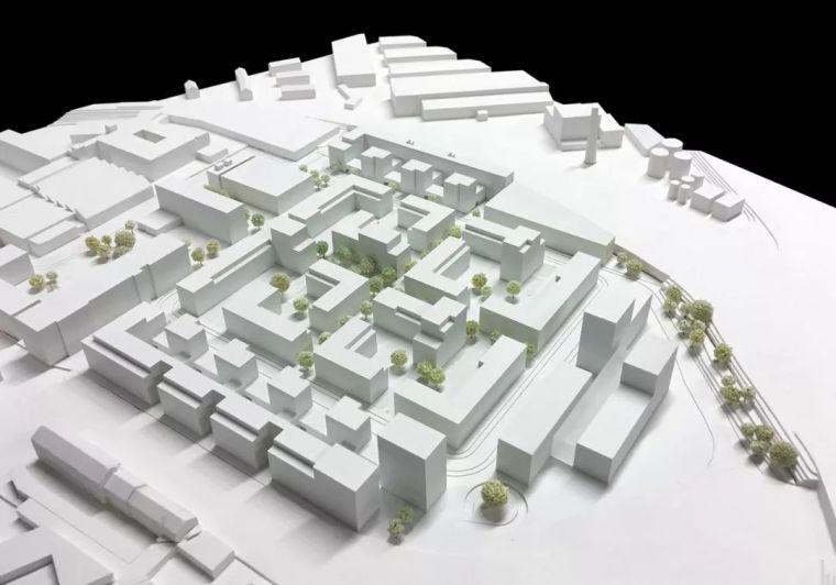 伯根小区住宅办公建筑群|gmp中标比蒂格海姆·比辛根城市规划项目