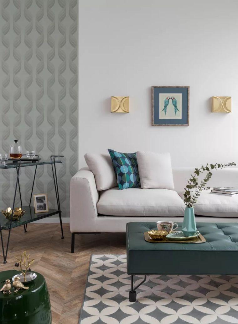 最美的INS风的家具搭配,让软装更精妙!_19
