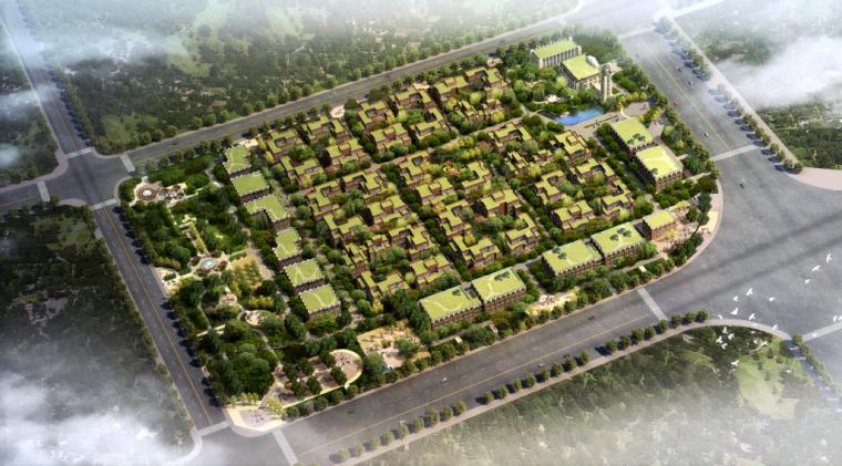 无锡长泰锡东国际城南A地块建筑设计方案文本