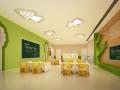 河南置地广场幼儿园室内设计概念方案图(28张)