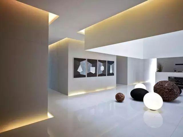 """灯带设计,用好了就是空间的神奇""""化妆术""""!"""