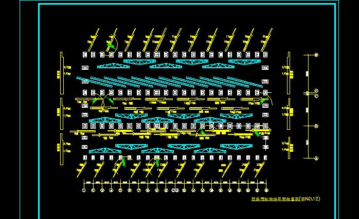 装配式单层工业厂房施工组织设计(共100余页,含施工图)