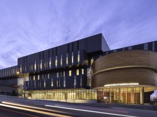 劳里埃大学拉扎里迪斯大楼