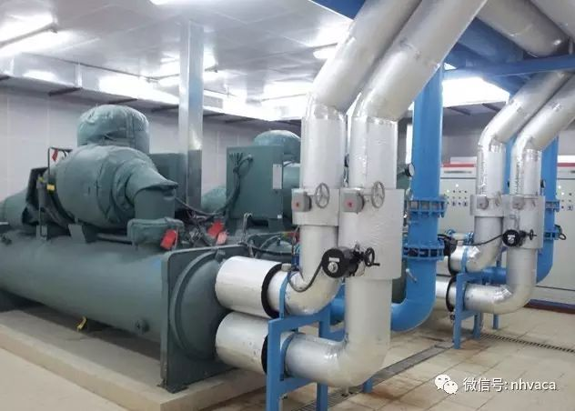 某中央空调主机房项目施工组织设计