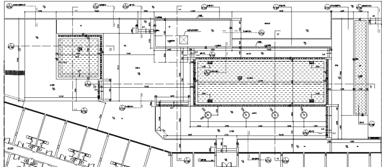[江苏]晶水湾青椿旅居室外景观施工图设计(包含CAD+PDF)