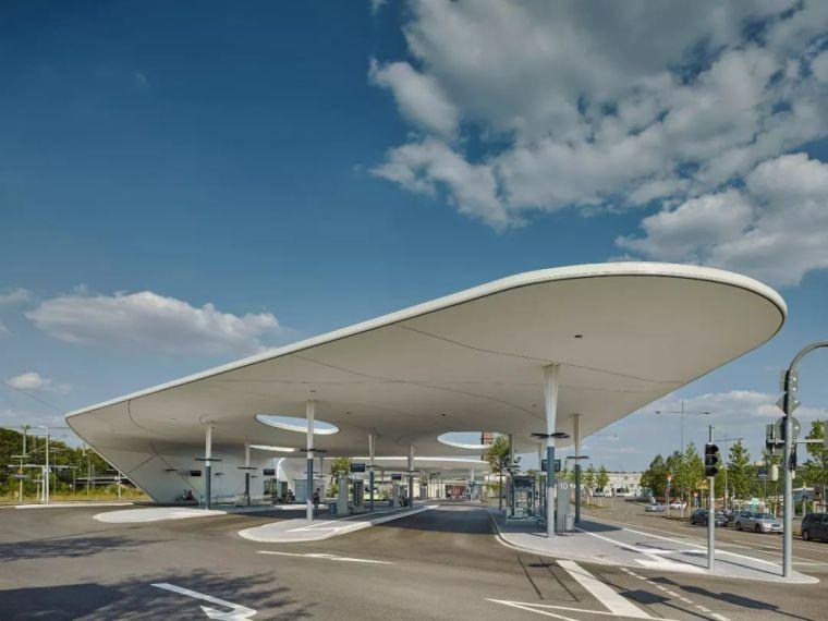 车站设计,世界级建筑师才有的创意