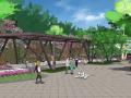 """[河北]""""森林王国""""儿童公园景观设计方案"""