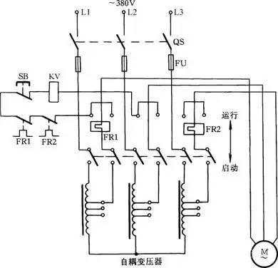 电动机降压启动的18种方法