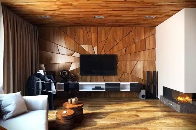 客厅装修必看,最新款客厅背景墙装修图片大全鉴赏_7