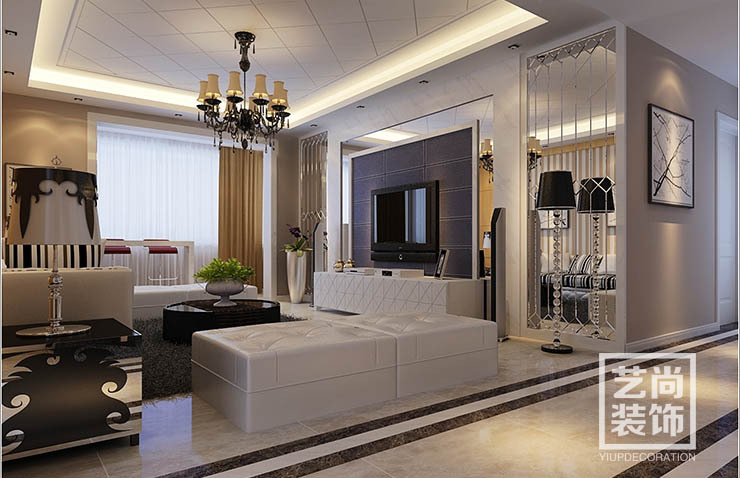 郑州家装正商华钻118平方三室两厅装修需要多少钱?