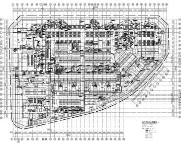 [甘肃]知名地产综合体商业酒店写字楼住宅电气施工图