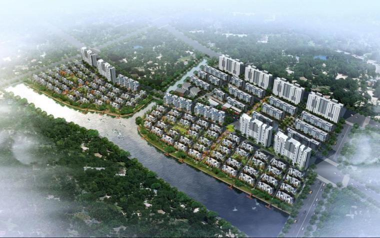 [上海]高層塔式住宅建筑設計方案文本(含會所商業及CAD)