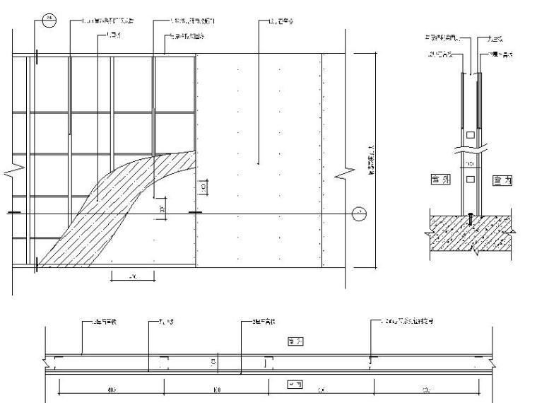 施工节点集合-轻钢龙骨隔墙