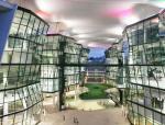 新加坡拉萨尔艺术学院屋顶膜结构