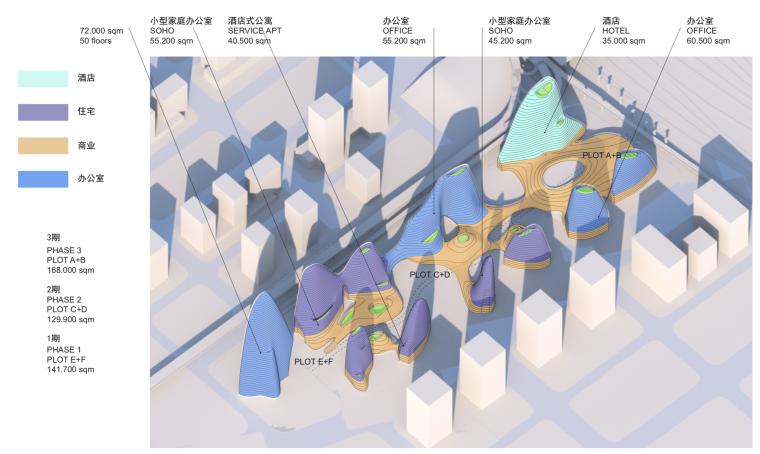 [江苏]MAD马岩松-山水城市商业综合体建筑设计方案文本(二)_2
