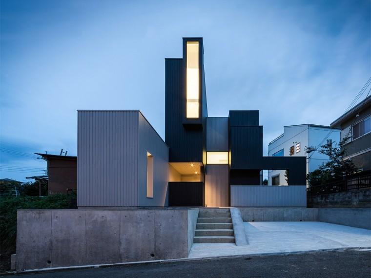 日本景观住宅