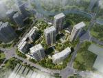 [上海]点式7栋高层住宅楼建筑方案文本(高清大图)