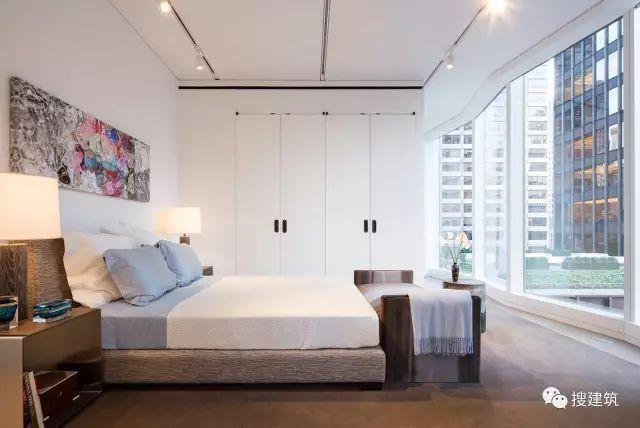 """万科在纽约开发的""""新地标住宅"""",高200米,1000-1600平方英尺的_12"""