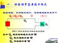 [哈工大]供热工程_热水供应系统的供热调节