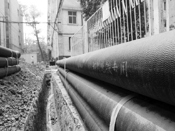 大型居住社区供水外配套管线工程施工组织方案