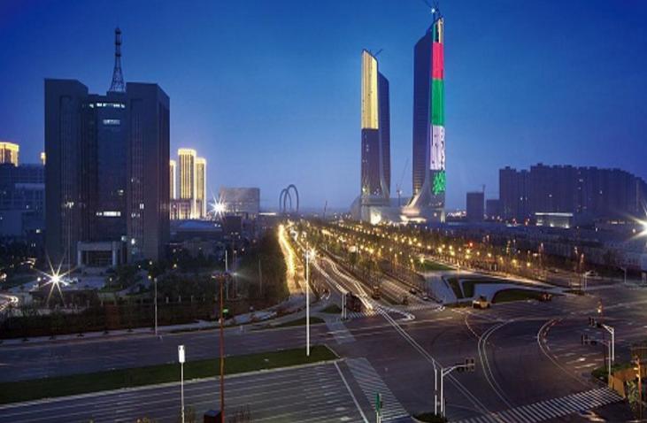 知名地产超甲级办公建筑暖通设计标准(风、水)