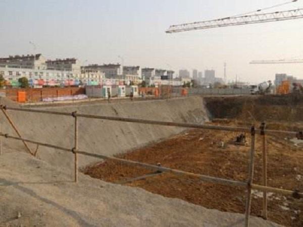 旧城改造项目深基坑开挖及支护安全施工专项方案(经专家论证)